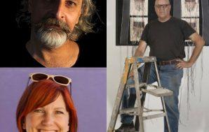 ARTIST TALK | Yari Ostovany, Michelle Robinson & Glenn Carter