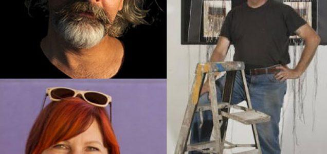 ARTIST TALK   Yari Ostovany, Michelle Robinson & Glenn Carter