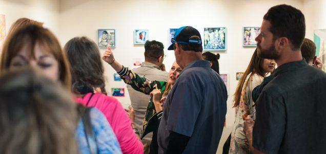 RESIDENT ARTISTS OPEN HOUSE